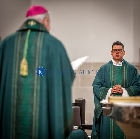 Installation of Father Rudy Garcia