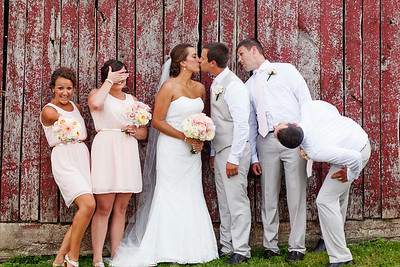 Brittany & Kevin's Wedding Gallery 1