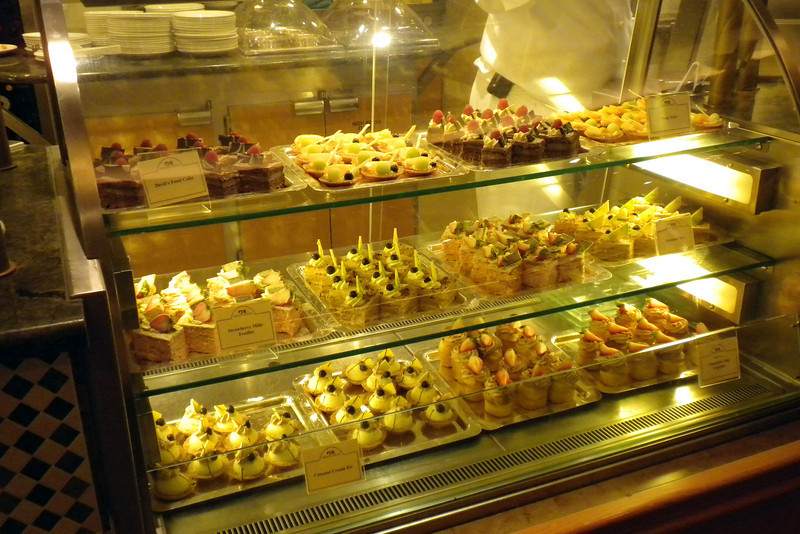 All these desserts and so little time