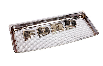 FORD PRE FORCE UPPER GRILLE FORD DECAL C9NN8A163AG