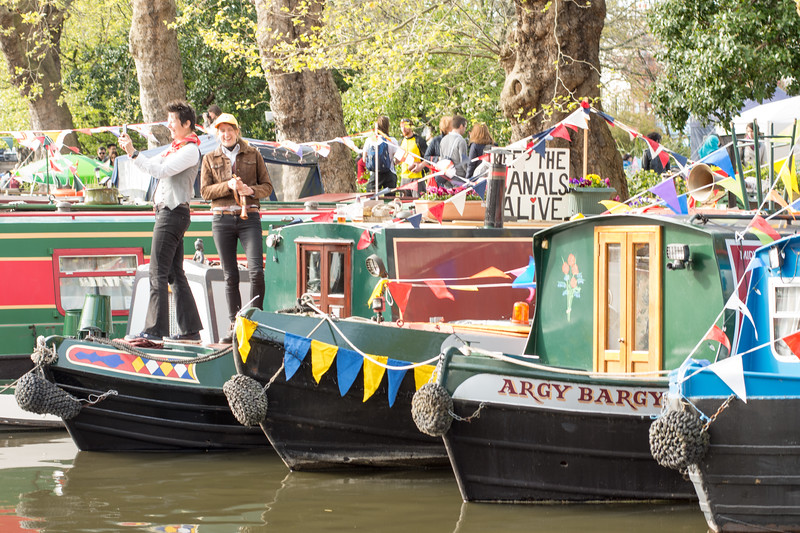 Inland Waterways Association Cavalcade