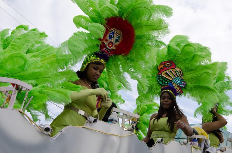 New Orleans Mardi Gras 2 of 2  2-12