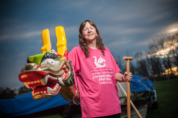 Meg O'Hare, Dragon Boat Festival