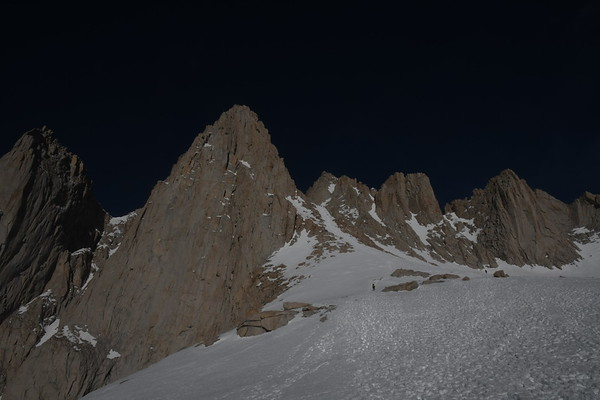 Mt. Whitney April 26-27, 2019