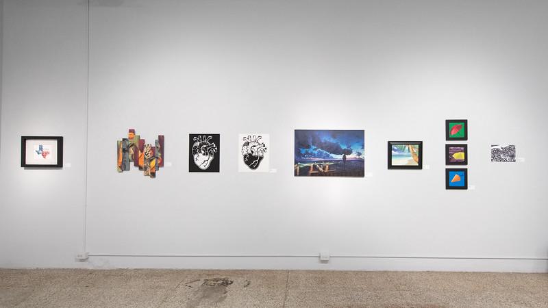2018 Islander Art Gallery - Are We There Yet Undergraduate Exhibition