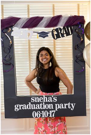 Sneha Graduation
