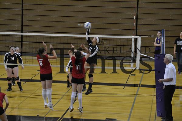 Lakeland Volleyball at Ashland Invite