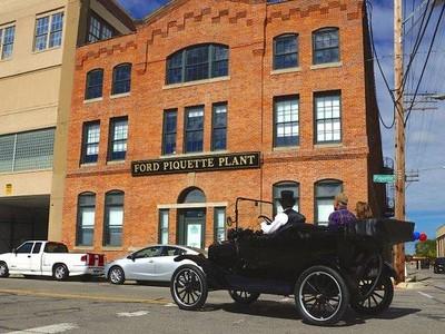 11/13/16 Ford Piquette Plant Tour