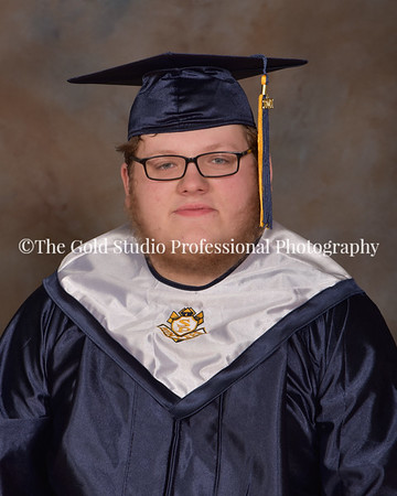 Cap and Gown Portraits