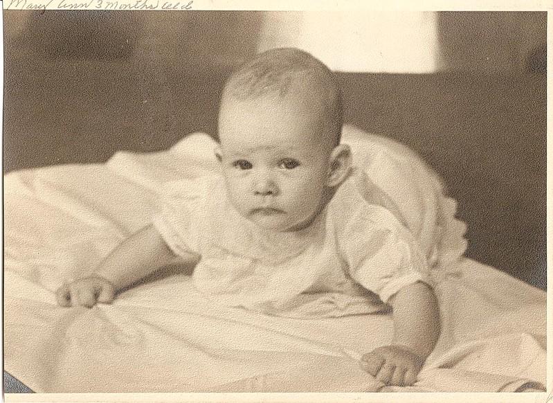 Mary Ann Harris - 3 months