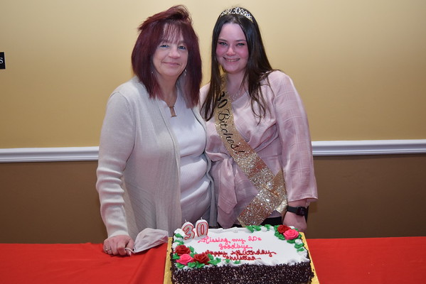 Christina's 30th Birthday!
