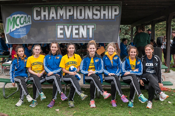 NJCAA XC Regional - Awards