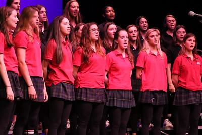 Madrigals Farewell Concert