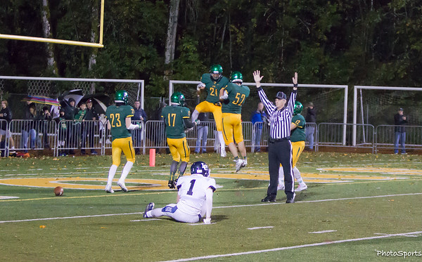 West Linn vs. Lake Oswego October 14, 2016