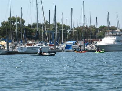 Kayaking 8-30-07