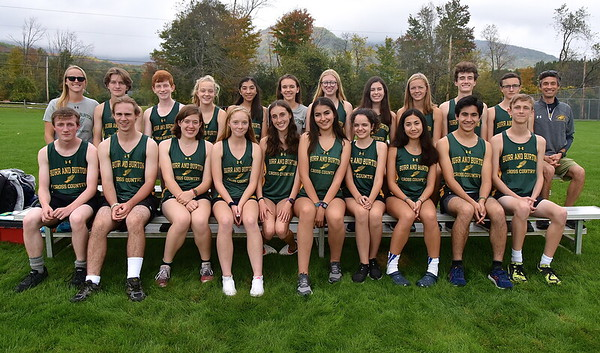 Meet The BBA X-C Teams photos by Gary Baker
