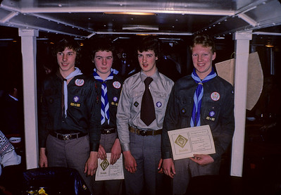 Chief Scout Presentation