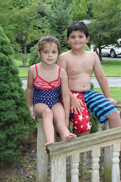 Fourth of July Fun 2015