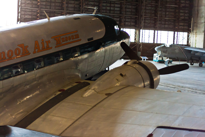 C-47 Skytrain wing