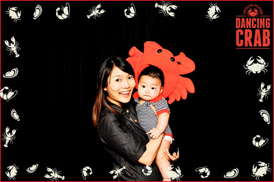 Dancing Crab's 1st Anniversary!