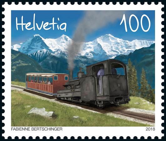 Briefmarken 2018