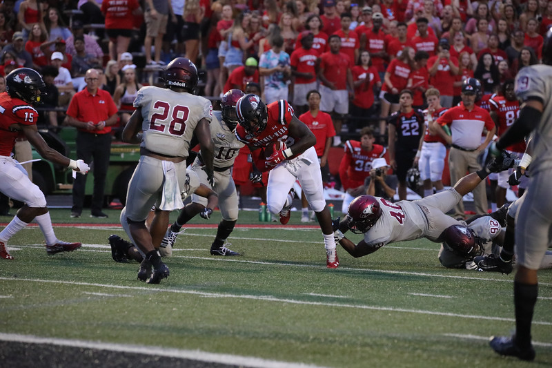 Gardner-Webb University Football takes on NC Central in their home opener against NC Central at Frank and Flossie Bonner Stadium.