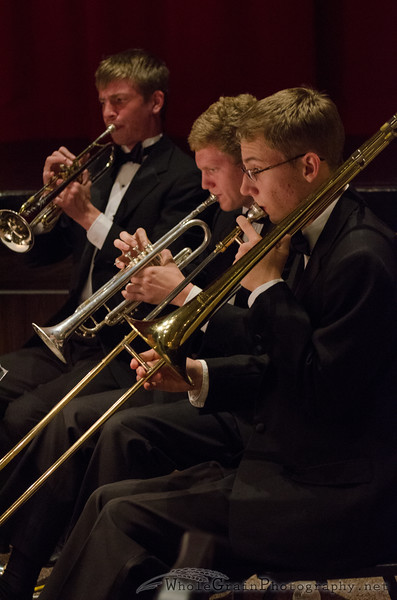 2013-14 SHS Orchestra Candids