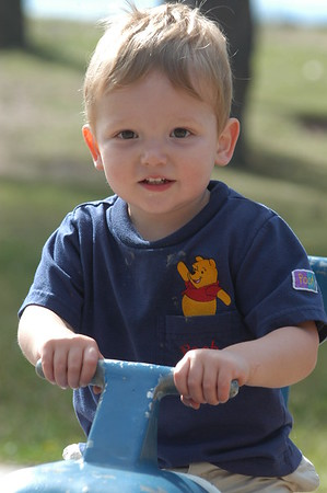 In the Park with Jack 2006
