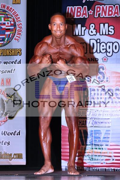 Bodybuilding Open Men