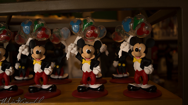 Disneyland Resort, Disneyland, Main Street USA, Disney Showcase, Mickey Mouse, Mickey, Minnie