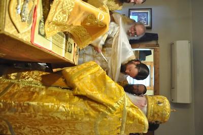 Feast of the Optina Elders & Ordination (2010)