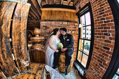 Danielle and Ryan Wedding