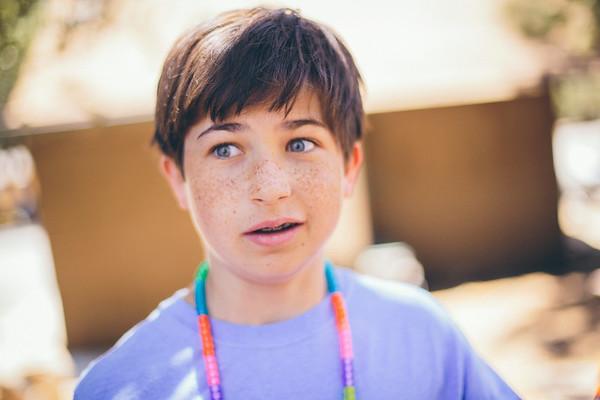 Camp Kesem UCLA 2014 - Week 1