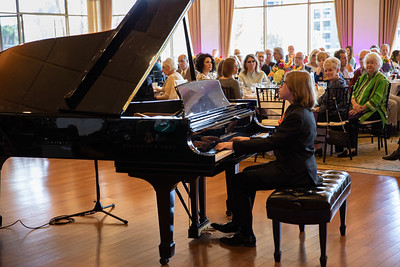 Steinway Society Luncheon 2/9/2020 by Lani