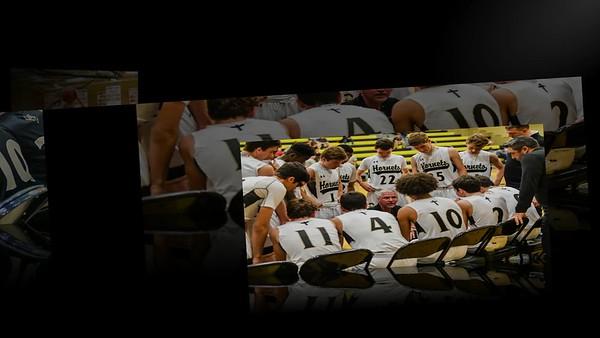 Varsity Boys Basketball Slideshow 2018