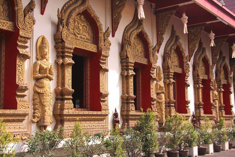 Wat Phan On - Chiang Mai