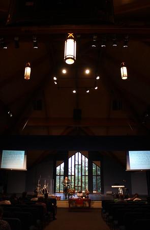 Iglesia Mount Pisgah