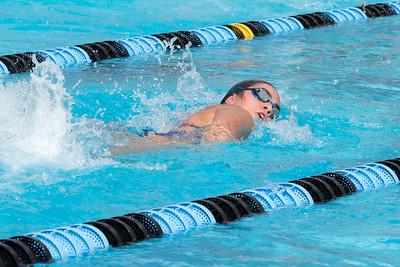9-28-2017: Varsity Swimming Tri-Meet