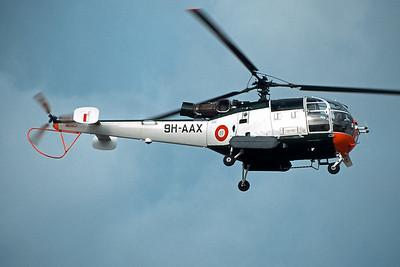 Maltese Military Aircraft