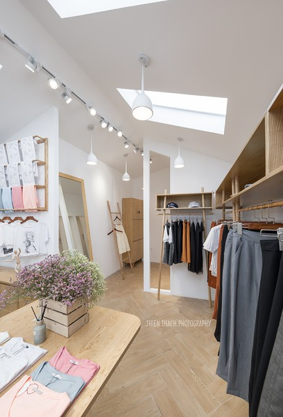 Madelen Store - Architect Tung Bui