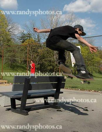 Skate Boarding, BMX - 2005-2006