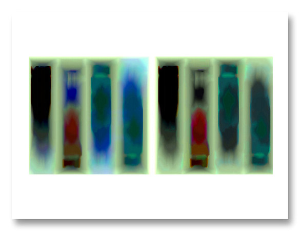 Recent Photographic Abstractions and Semi-Abstractions