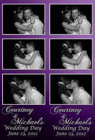 Courtney & Michael