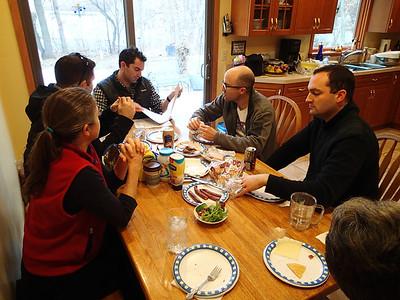 Lakeville Thanksgiving - 2013