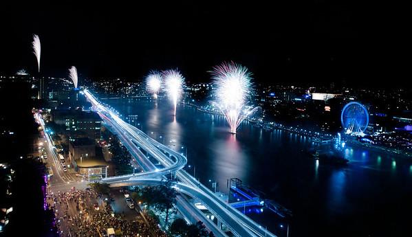 River Fire 2012