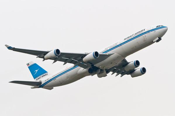 9K-ANB - Airbus A340-313