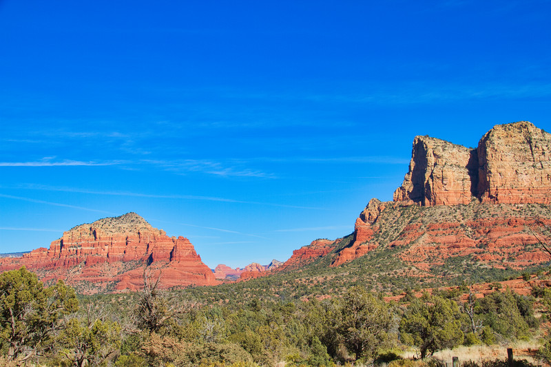 The Rocks of Sedona, Arizona