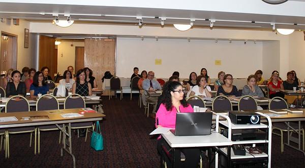 Armenian Teachers' Symposium, Diocesan Center, New York City, September 12, 2015