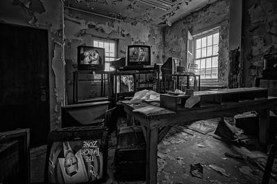 Cresson TB Sanatorium and SCI Cresson Prison