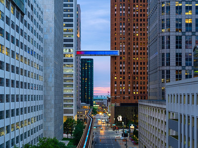 DETROIT SKYBRIDGE